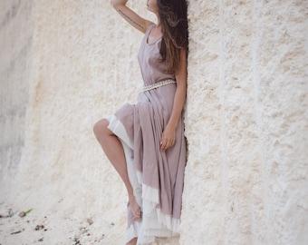 Ayodya Raw cotton dress