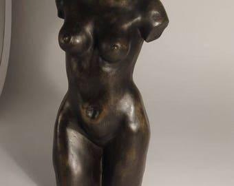 Female Torso by Luis Jorda