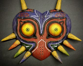 Majora's Mask made from