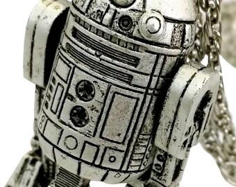 1977 21st Century Fox Star Wars R2D2 Pendant
