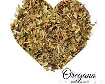 Greek Oregano Dried Herb
