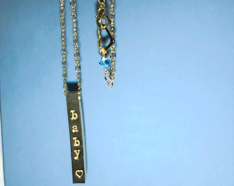 Namailu Necklace - baby boy