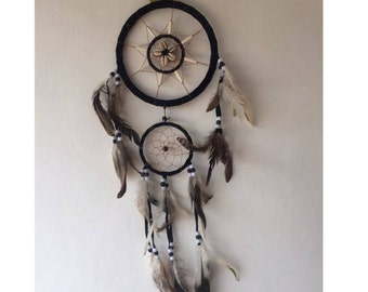 Gorgeous goddess tribal dreamcatcher