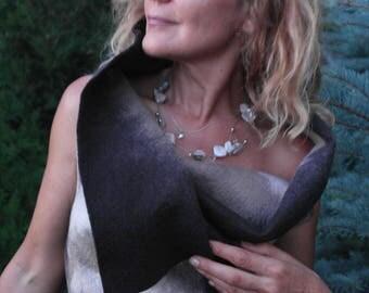 Vest of 100% Italian wool merino