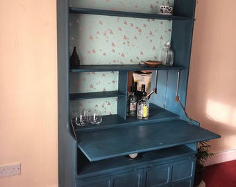 Upcycled Nathan Dresser/Drinks Cabinet