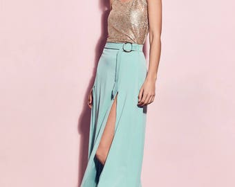 Matea Designs BILLIE Maxi Skirt