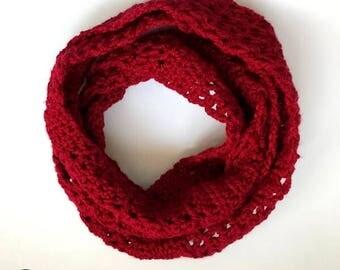 Coco Crochet Infinity Scarf | Crochet Scarf | Crochet Scarf Pattern