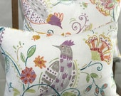 Spring pillows set of two...