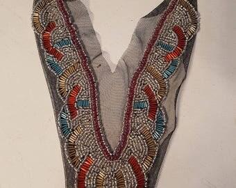 Avant-garde, design-necklace, extravagant, stylish,