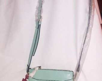 Mint Green Crossbody Purse