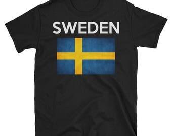 Sweden Shirt, Swedish Shirt, Sweden Flag, Sweden Map, Swedish Tshirt, Sweden Tshirt, Sweden T Shirt, Swedish Flag Shirt, Swedish Roots Shirt