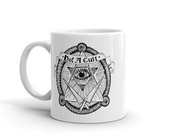 Not a Cult Internet Group Mug / Facebook Group Mug