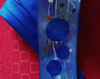 Hand Painted Tie