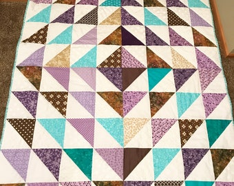 "Lap Quilt - ""Beacon of Hope"""
