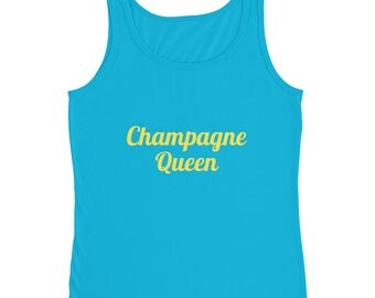 Ladies' Tank summer, luxury, champagne