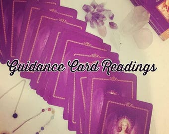 6 Card Angel/Oracle Card Reading