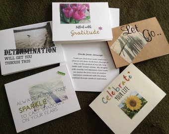 Cards meant to inspire