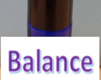Balance Roller Bottle Essential Oil