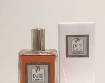 PATCHOULI amber Eau de Parfum - 100 ml - Made in Grasse - France - handcrafted by a master perfumer