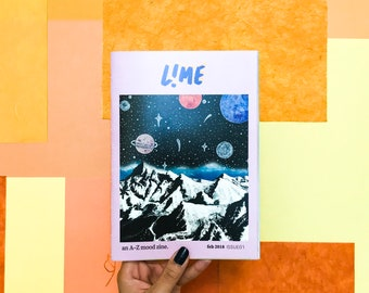 L!ME Zine | issue 01