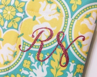 ADD RN or any INITIALS to the nursing purse/medical organizer-customize your stethoscope case w/any letters! Nurse, np, doctor, md, ma, lpn