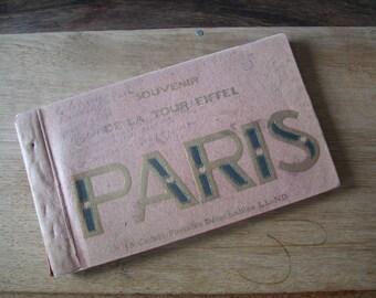 Paris in pictures 1918 POSTCARDS