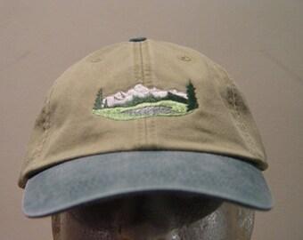 Mountain Hat Etsy