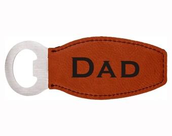 Dad Bottle Opener Refrigerator Magnet - Free Shipping