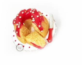 Valentine Pound Cake
