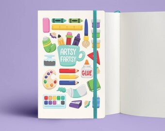 Artsy Fartsy Sketchbook
