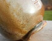 Ocean Beach Sand Wood-Fired Tea Cup on sale
