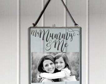 Personalised 'Mummy and Me' Photo Frame