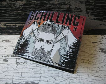 Schilling Hard Cider Bi-Fold Beer Wallet