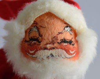 Vintage 1960's Annalee Santa Claus Doll 1963 Vintage Christmas Annalee