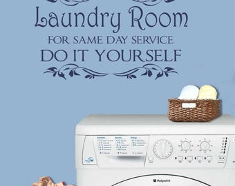 Laundry Room Quotes Vinyl Wall Quotes For Laundry Room Mesmerizing Laundry Room Wall