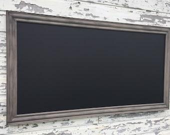 Chalkboards Blackboards Large Framed Mirrors By Revivedvintage