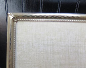 Art Deco 8 x 10 Brass Picture frame