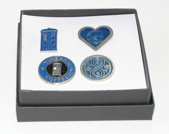 All Out Whovian Gift Set