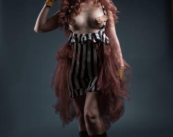 Valkyrie Feathered Headdress