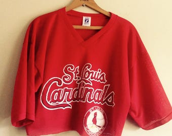 Vintage St.Louis Cardinals football Jersey shirt