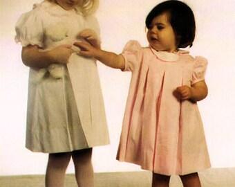 Patty Pattern / Pleated Dress Pattern / Girls Dress / Puffed Sleeves /Peter Pan Collar / Children's Corner Pattern # 20