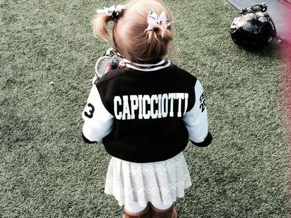 Infant varsity jacket personalized kids varsity jacket like this item negle Gallery