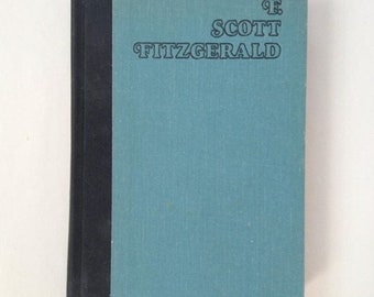 Tender is the Night by F. Scott Fitzgerald - Hardcover Classic Novel