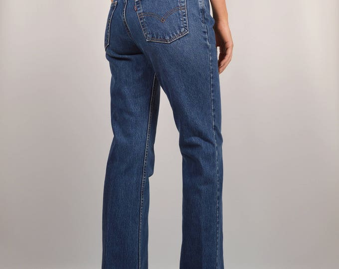 Levi's 517 Boot Cut Jeans / Sz 4 / made in USA