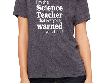 science teacher shirt, Christmas gift for science teacher, science teacher gift, teacher shirt