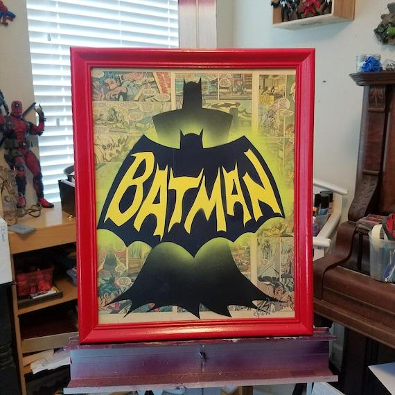 Batman Original Artwork