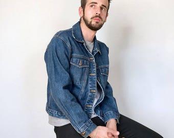 Bill Blass Vintage Jean Jacket