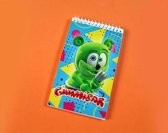 Gummibär (The Gummy Bear) Small Notepad