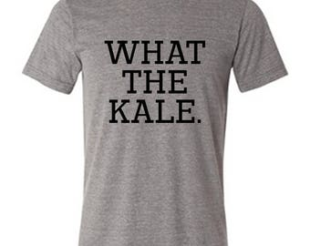 What the kale.