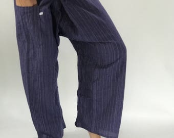 TC0157 Thai fisherman/Yoga are pants Free-size: Will fit men or woman